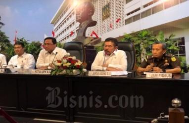 Kasus Jiwasraya: Terima Audit BPK, Kejagung Limpahkan Berkas 3 Tersangka