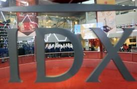 Jakarta Islamic Index Ditutup Anjlok Nyaris 8 Persen