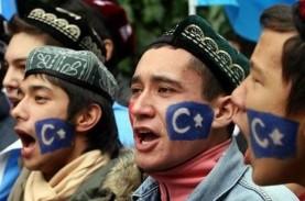 China Bantah Kabar Penahanan Pelajar asal Xinjiang…