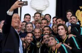 Negatif Corona, Presiden Portugal Tetap Jalani Karantina