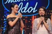 Duet Maut Raisa dan Tiara Idol Bikin Penonton Terpesona