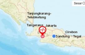 Gempa Magnitudo 4,9 di Sukabumi Disebabkan Hal Ini