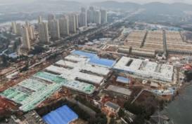 Dua Rumah Sakit Fenomenal di Wuhan Resmi Ditutup Pemerintah