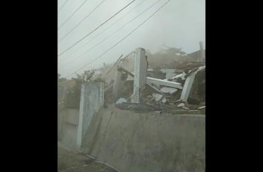 Dua Gempa Bumi Guncang Sukabumi, Sejumlah Rumah Rusak