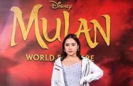 Prilly Latuconsina Jadi Perwakilan Asean Bertemu Pemeran Disney's Mulan