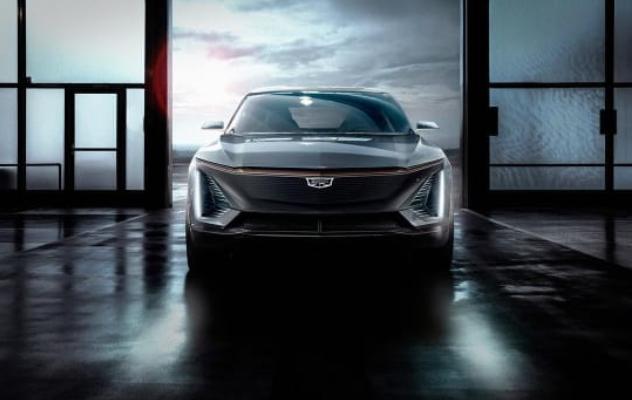 Mobil listrik Cadillac Lyriq - Instagram General Motors.