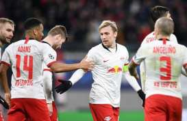 Hasil Pertandingan Liga Champions, Leipzig Melaju Mulus ke 8 Besar