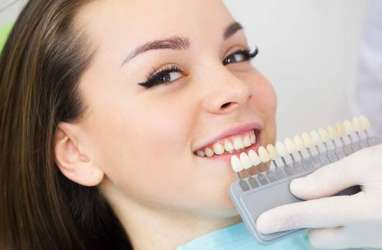 Mempercantik Gigi Tanpa Rasa Sakit