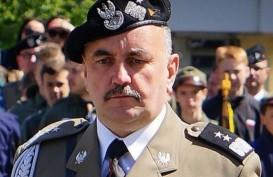 Jenderal Utama Polandia Positif Virus Corona