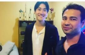 Siwon Choi Datangi Rumah Raffi Ahmad