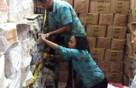 Ribuan Barang Kedaluwarsa Ditemukan di Gudang perusahaan di Sorong