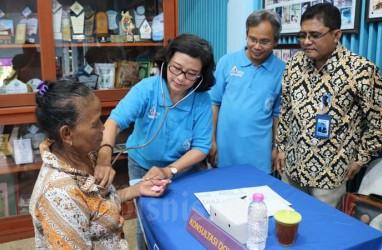 200 Warga Bongsari Semarang Barat Ikuti Pengobatan Gratis dari Phapros