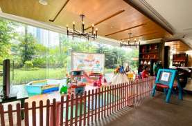 Menghadirkan Taman Bermain Anak di Ruang Publik