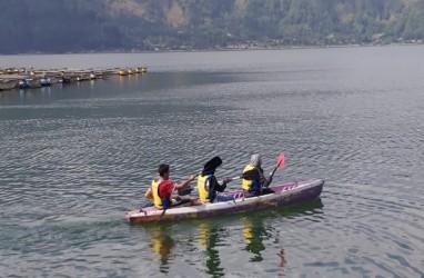 PT Sarana Pembangunan Pekanbaru Berkomitmen Kelola Danau Bandar Kayangan