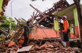 Gempa Tektonik Sukabumi Terbesar dalam 19 Tahun Terakhir