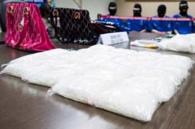 Bea Cukai Tangkap 29,5 Kg Sabu, 23.000 Butir Ekstasi…