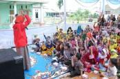 Kota Palembang Kembalikan Budaya Baca Lewat Mendongeng