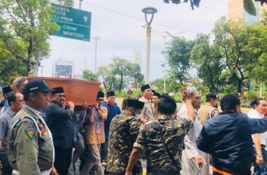GP Ansor Berduka, Kasatkornas Banser Alfa IsnaeniMeninggal Dunia