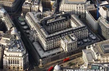 Tak Hanya Pangkas Bunga, Bank Sentral Inggris Juga Beri Kredit Murah