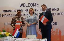 Genjot Maritim dan Infrastruktur, Pelindo II Gandeng Belanda
