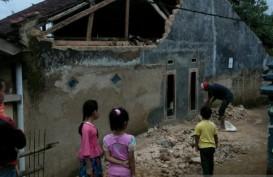 BPBD: 547 Rumah Rusak akibat Gempa Sukabumi