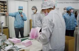 Keberhasilan Taiwan Mengendalikan Harga Masker Dicontoh
