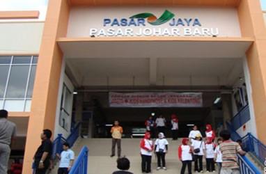 HUNIAN MURAH DI PUSAT KOTA : Pasar Jaya Sambut Pembangunan Apartemen