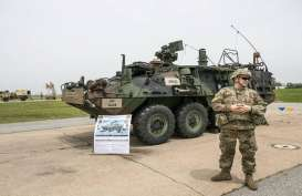 Pangkalan Militer Irak Diserang, Tentara AS dan Inggris Tewas