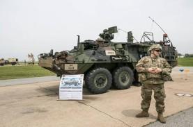 Pangkalan Militer Irak Diserang, Tentara AS dan Inggris…