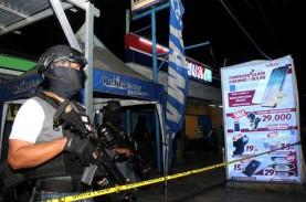 Densus 88 Tangkap Terduga Teroris di Payakumbuh Barat