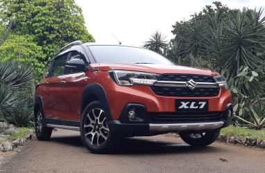 Belum Genap Sebulan Dirilis, Penjualan Suzuki XL7 Lampaui Target
