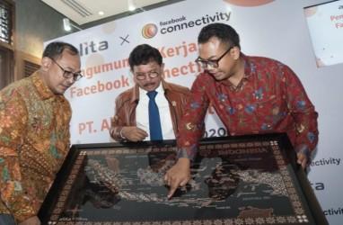 Alita dan Facebook Berkolaborasi Perluas Jaringan Fiber Optik Indonesia