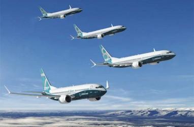 Boeing Raup Pinjaman Senilai US$13,825 Miliar