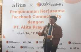 Kominfo Dukung Kolaborasi Alita dan Facebook Bangun Fiber Optik 3.000 km