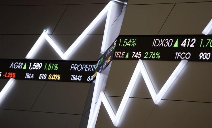 Bursa Efek Indonesia, Jakarta. -  Dimas Ardian / Bloomberg
