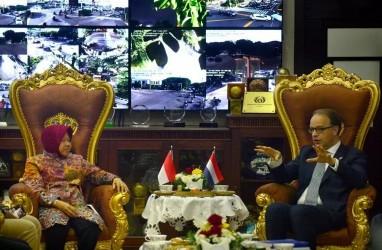 Belanda Jajaki Potensi Investasi di Surabaya