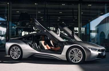BMW Hentikan Produksi i8 Bulan Depan, Ini Alasannya
