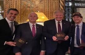 Menteri Komunikasi Brasil Positif Corona, Sempat Bertemu Trump dan Mike Pence di Florida