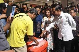 Aktivitas di Pasar Ikan Modern Tak Terpengaruh Virus…