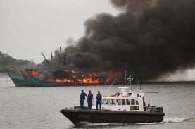 Hadapi Illegal Fishing, KKP Pasang Water Canon Hingga…