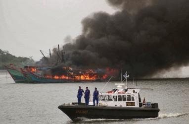 Hadapi Illegal Fishing, KKP Pasang Water Canon Hingga Tambah 100 Senjata