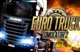 Belajar Jadi Juragan Truk Lewat Euro Truck Simulator