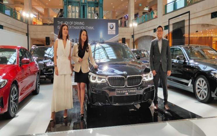 BMW The New 6 Gran Turismo M Sport atau BMW 630i Gran Turismo M Sport. Bisnis - Setyo Aji Harjanto