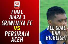 Liga 2: Sriwijaya FC vs PSIM saling Meraba Kekuatan, Live di Sini