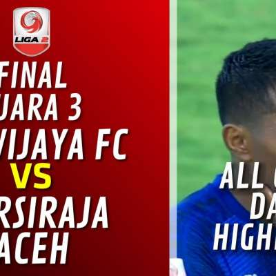 Liga 2 Sriwijaya Fc Vs Psim Saling Meraba Kekuatan Live Di Sini Bola Bisnis Com