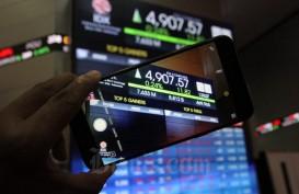 IHSG Rebound, Investor Asing Tetap Catat Net Sell Rp575,84 Miliar