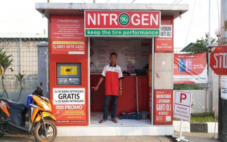 Peluang bisnis nitrogen semakin menggiurkan di Indonesia. - istimewa