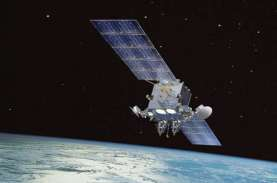 Pelaksanaan Proyek Satelit Satria 'Mengambang'
