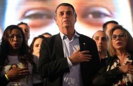 Santer Dikabarkan Positif Virus Corona, Presiden Brasil Bolsonaro: Jangan Percaya Fake News!