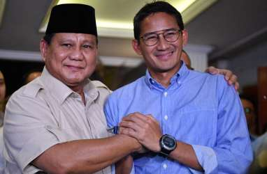 Pilpres 2024: Popularitas Sandiaga Uno Saingi Prabowo